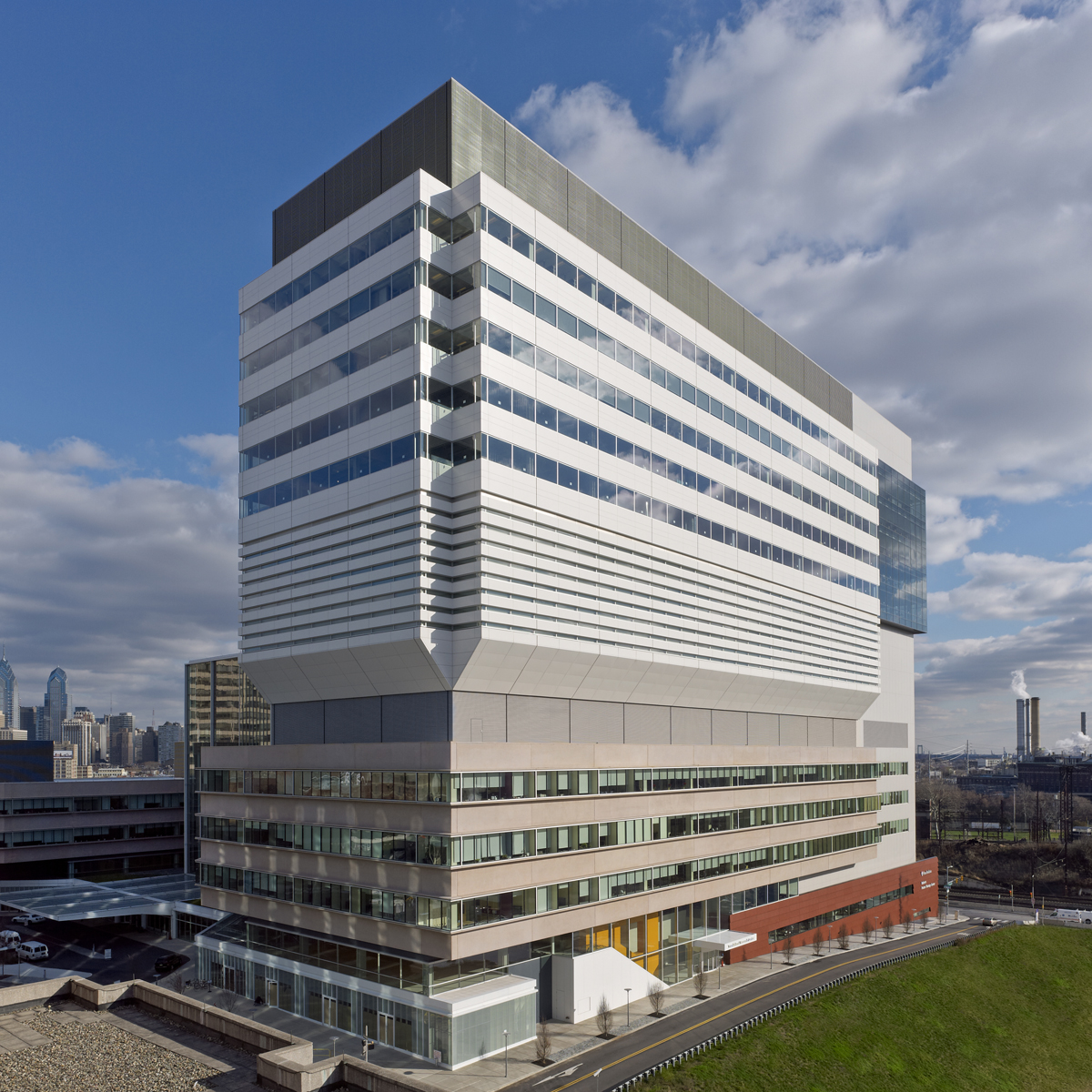 PENN MED SOUTH TOWER EXPANSION – PHILADELPHIA, PA