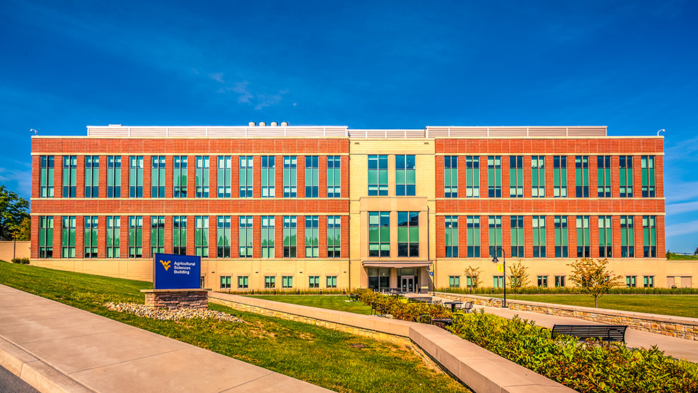 WEST VIRGINIA UNIVERSITY AGRICULTURAL SCIENCES BUILDING – MORGANTOWN, WV