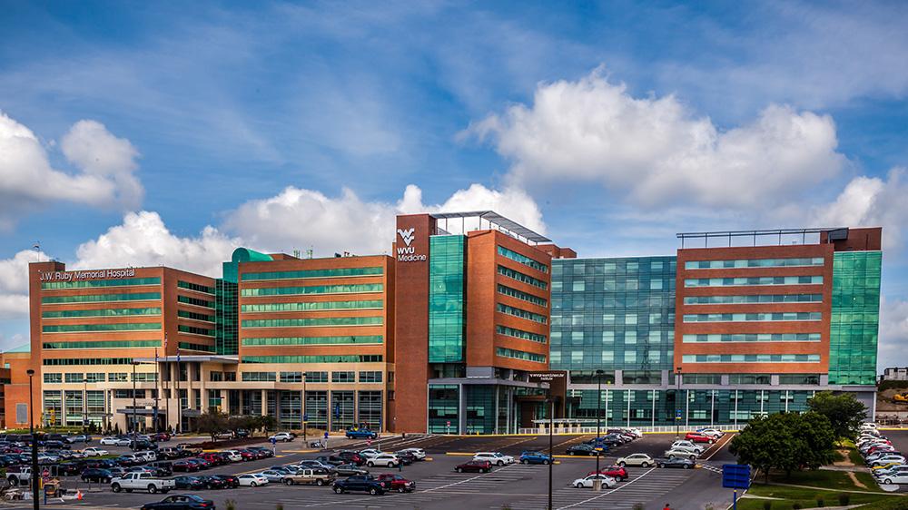 WEST VIRGINIA UNIVERSITY RUBY HOSPITAL – MORGANTOWN, WV