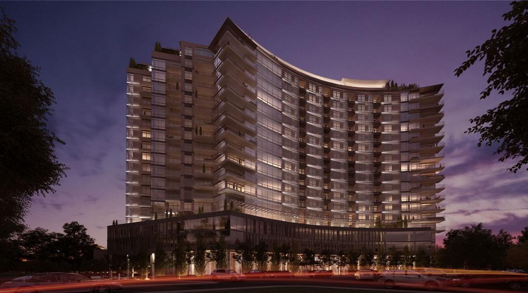 One University Circle Apartments
