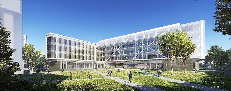 University of Rhode Island New Engineering Building - Kingston, RI
