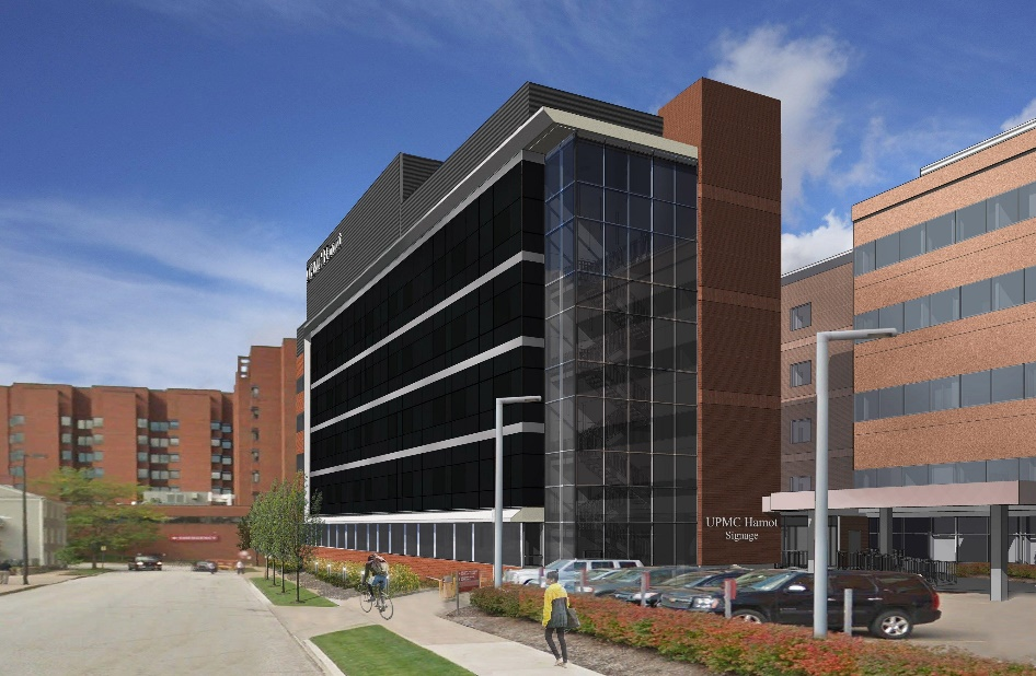 UPMC Hamot Patient Care Tower – Erie, PA