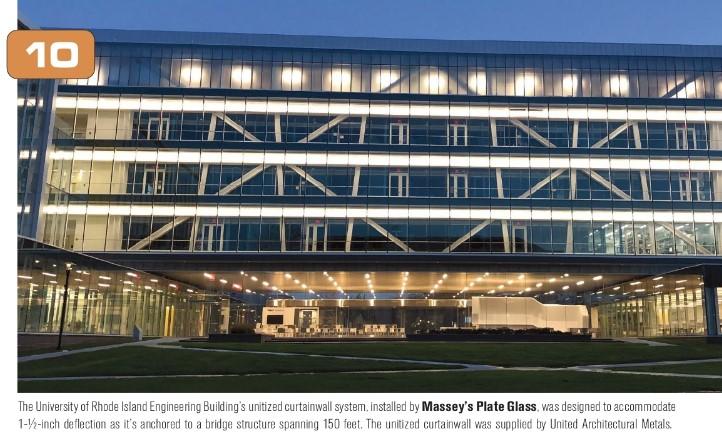 University of Rhode Island College of Engineering – Kingston, RI